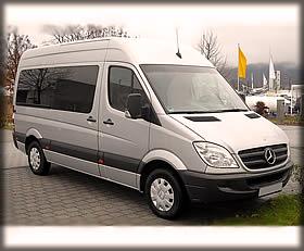 Rent a Bus in Turkey (MERCEDES Benz Sprinter 14+1 Seats) - Turkey ...